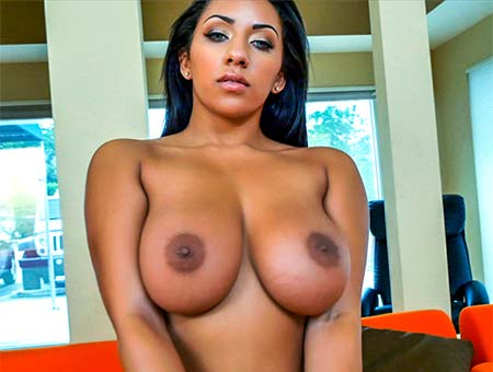 Priya Price Showing off those big boobs!